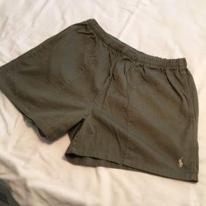 EUC, RL Polo shorts